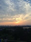 jingshan-view-sunset