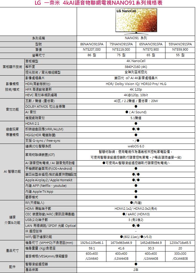 %E8%9E%A2%E5%B9%95%E6%93%B7%E5%8F%96%E7%95%AB%E9%9D%A2 2021 07 14 115517 - LG OLED 電視 G1、C1 及 A1 系列機種全新次世代發表