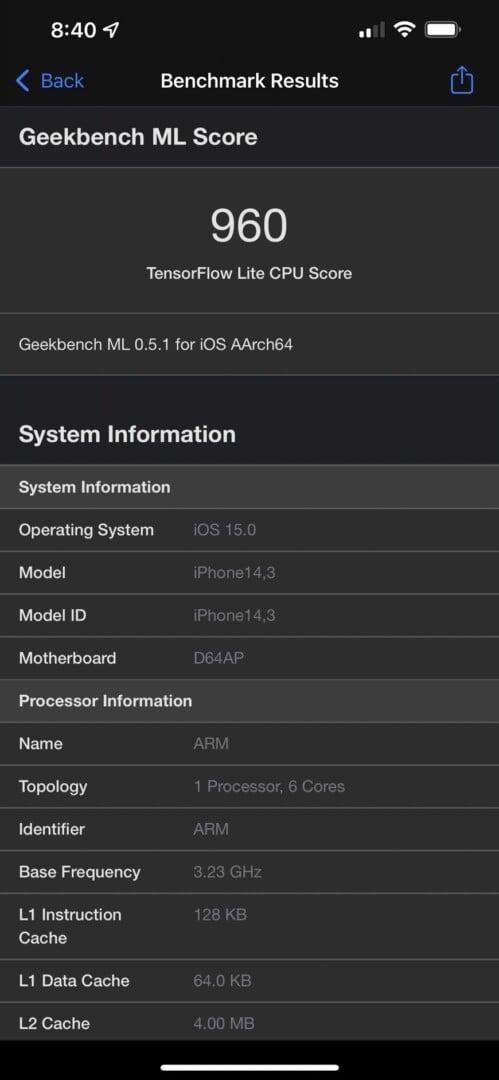 S 857512 - iPhone 13 Pro Max 開箱試玩 跑分螢幕拍照一次看