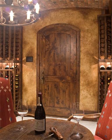 Custom Solid Wood Doors and Millwork by Pine Door