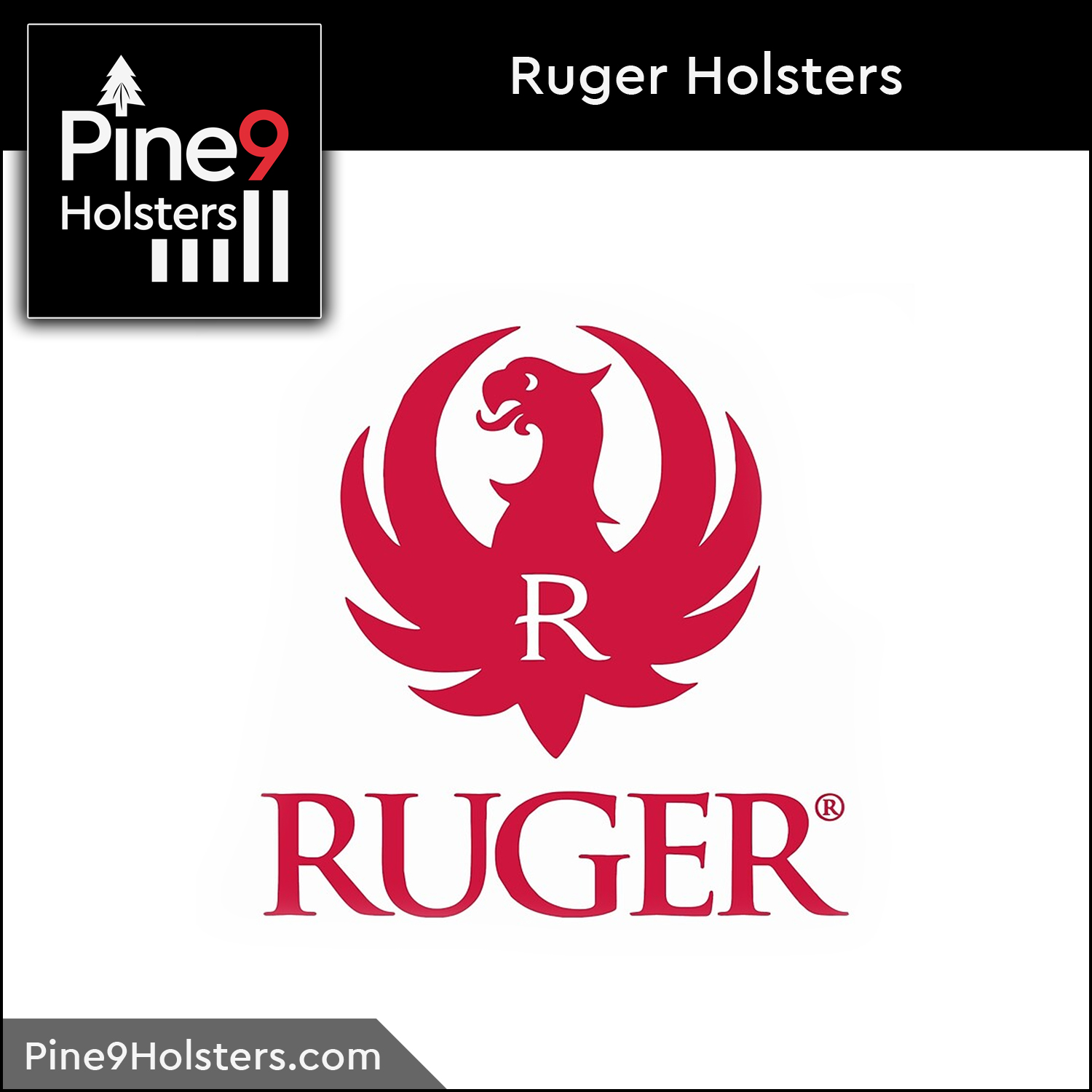Pine9 Holsters Ruger