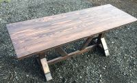 Farmhouse Style Dining Or Patio Table - Pine+Main