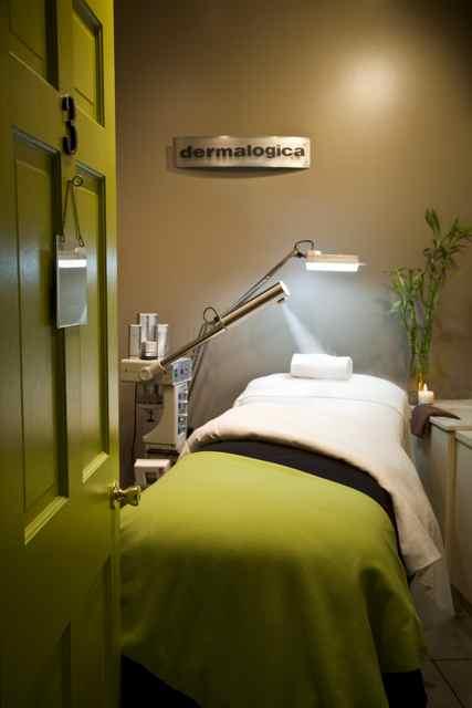 Massage Room  Pineapple Day Spa
