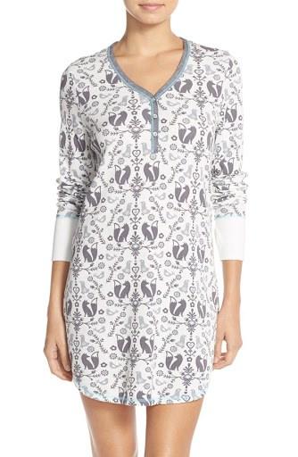 thermal sleep shirt