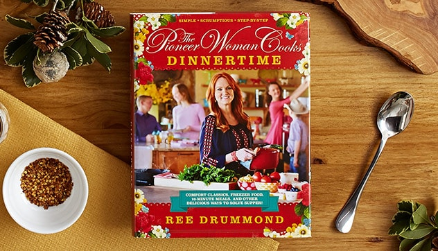 pioneer woman cooks dinnertime