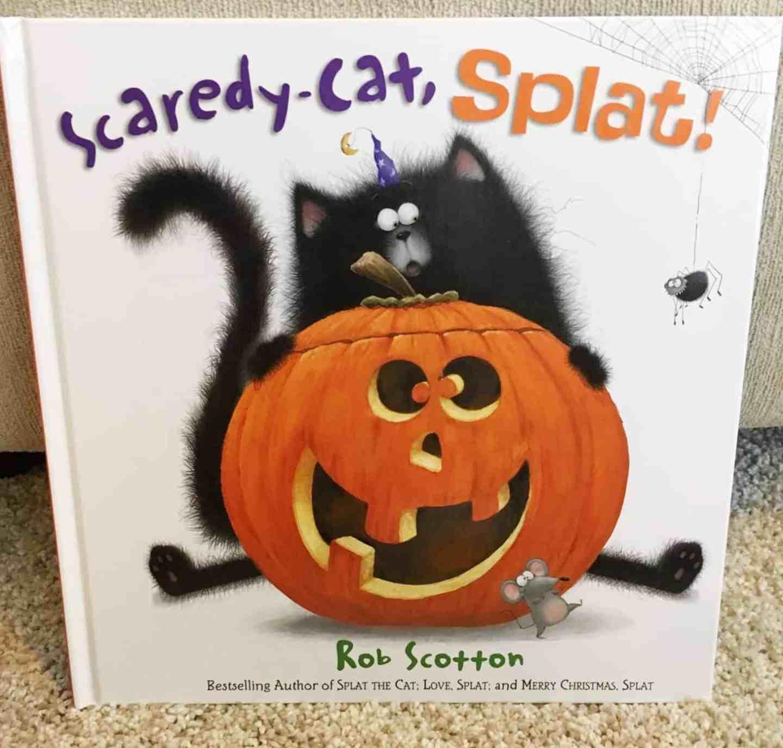 scaredy cat splat