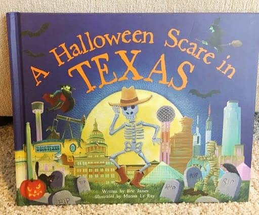a halloween scare in texas