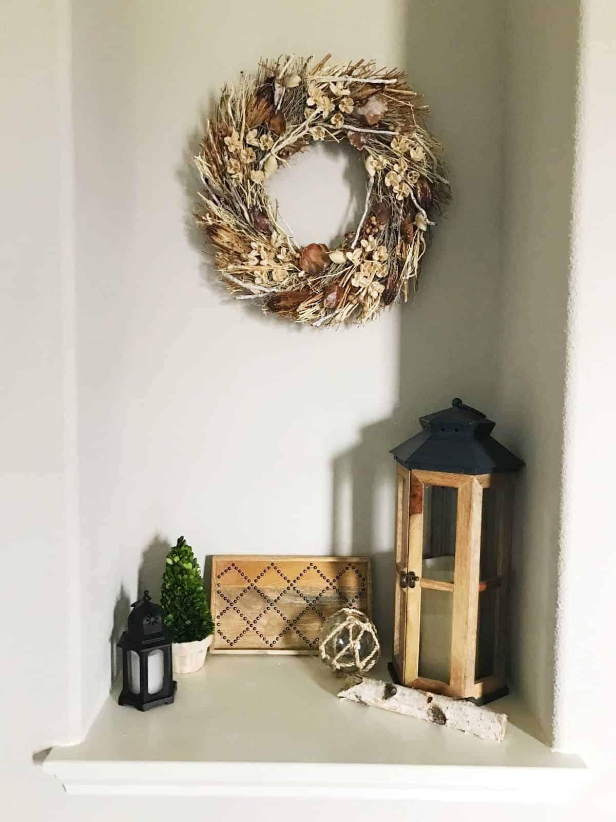 late winter decor