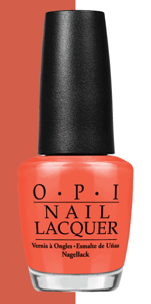 opi hot and spicy