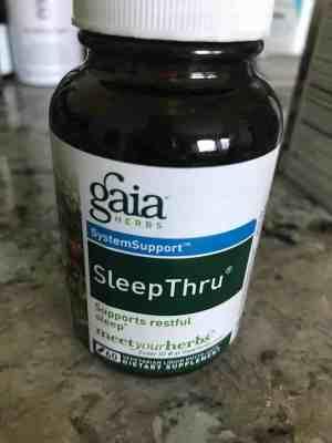 sleep thru