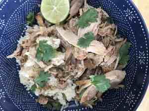slow cooker caribbean pork
