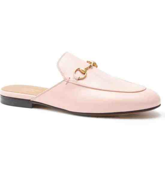gucci princetown loafter mule
