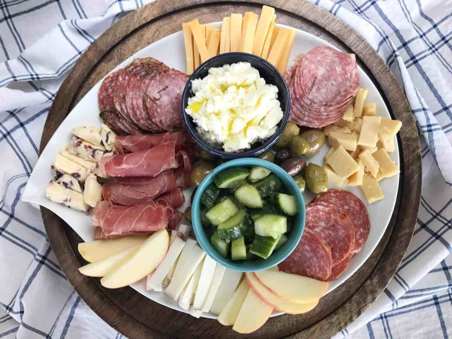 A Charcuterie Board Fit for Girls' Night + Whipped Feta + Scenes from the Weekend