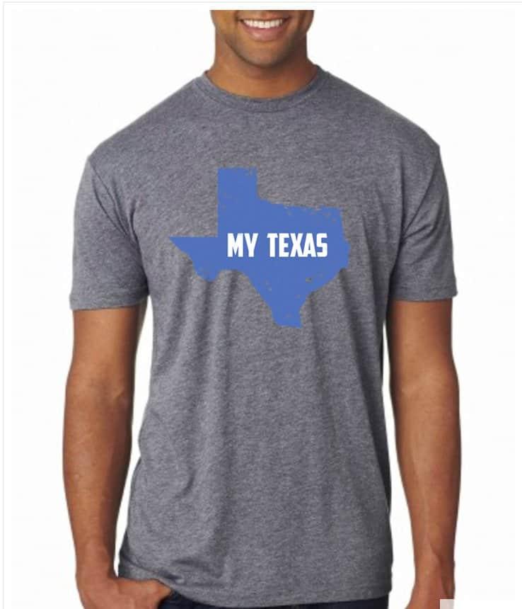 Josh Abbott Band Hurricane Relief Tshirt
