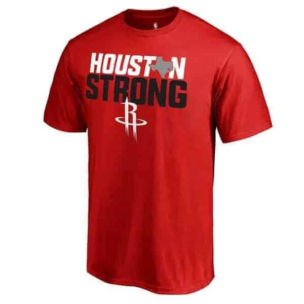 Rockets Houston Strong TShirt