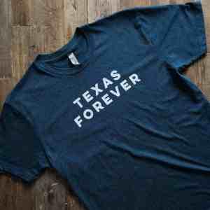 Texas Forever Magnolia Tshirt