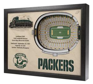football stadium art uncommon goods