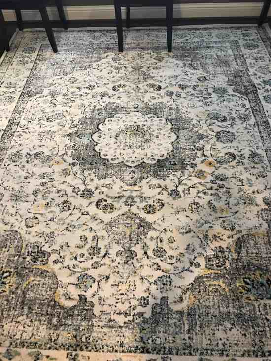 Bosphorus Distressed Persian Rug