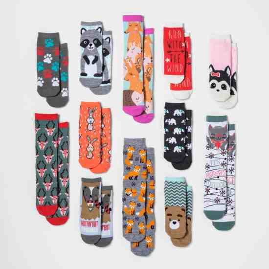 Target 12 Days of Socks