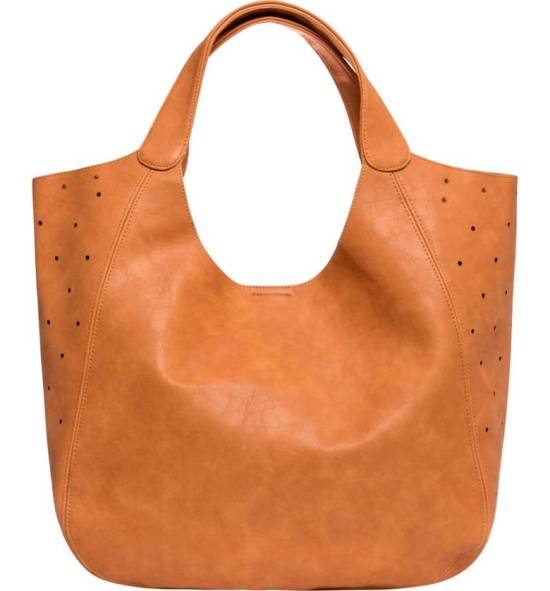 Urban Originals Masterpiece' Perforated Vegan Leather Tote