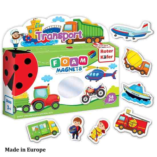 foam magnets for kids roter kafer