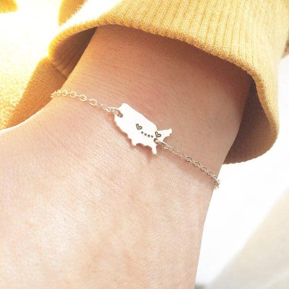 State to State Bracelet