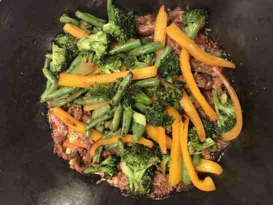 easy beef stir fry
