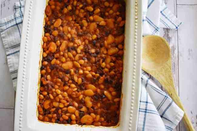 Five Bean Bake