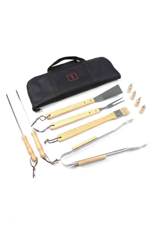 monogram bbq grill tools set nordstrom