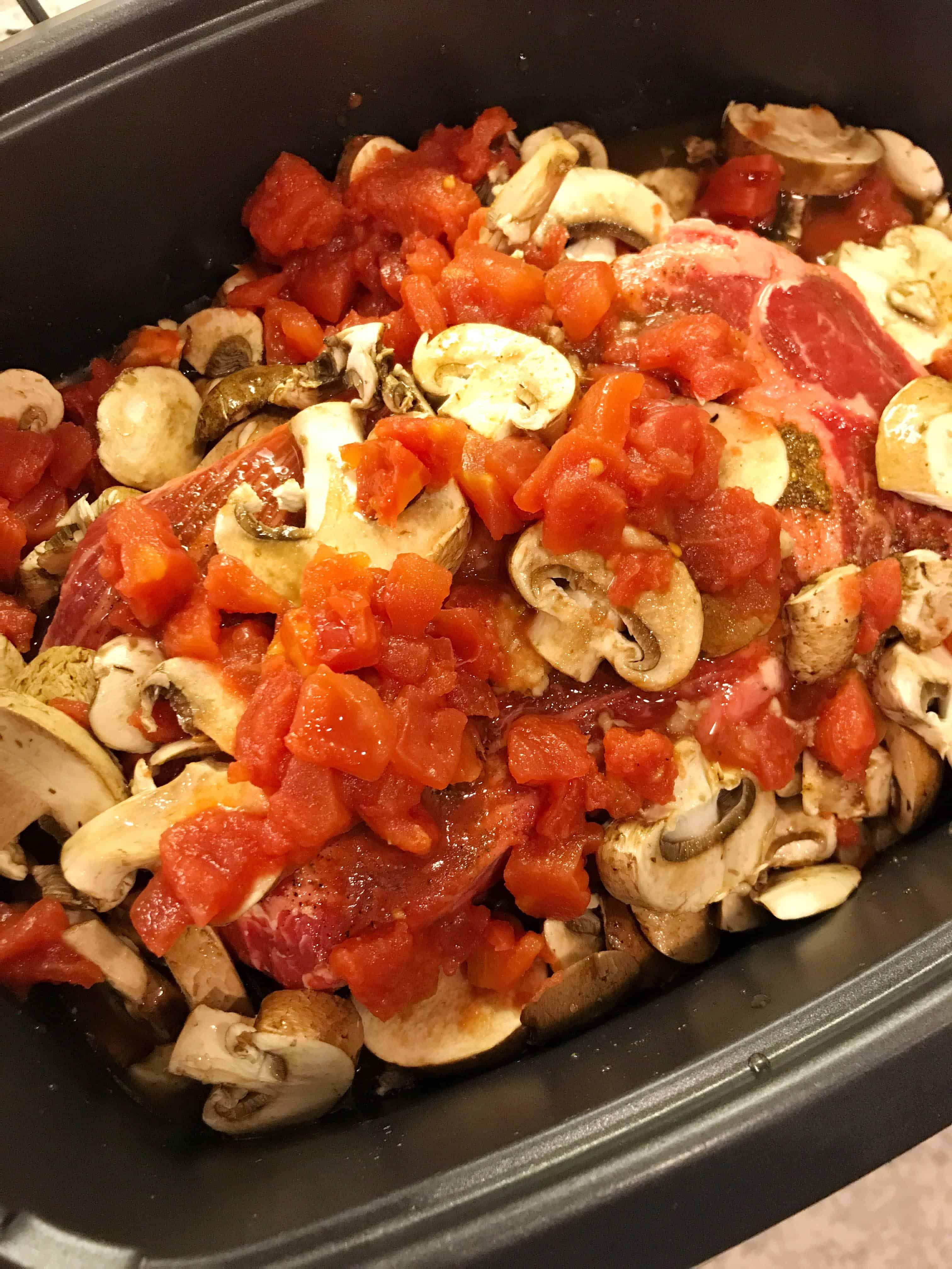 Slow Cooker Supreme Roast