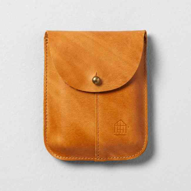Card Deck Leather Case