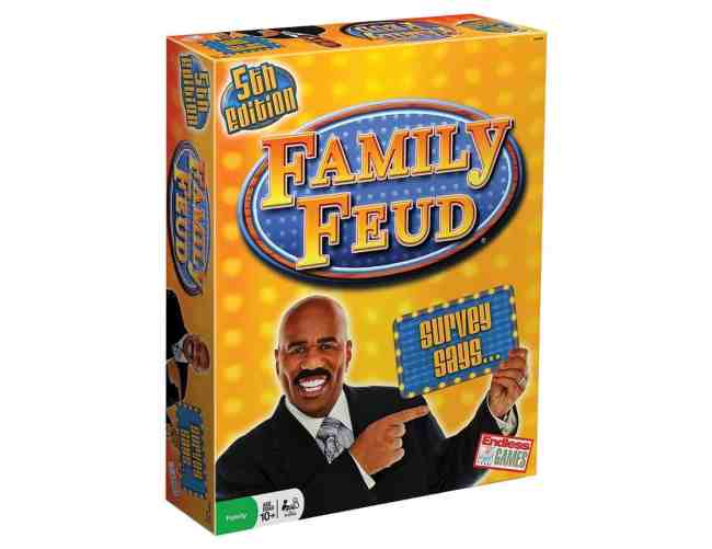 Family Feud Board Game