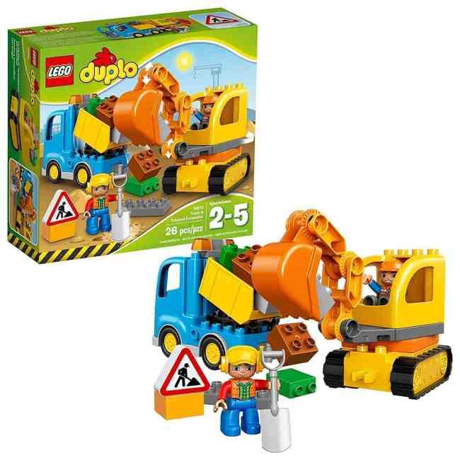 LEGO Duplo Excavator Set