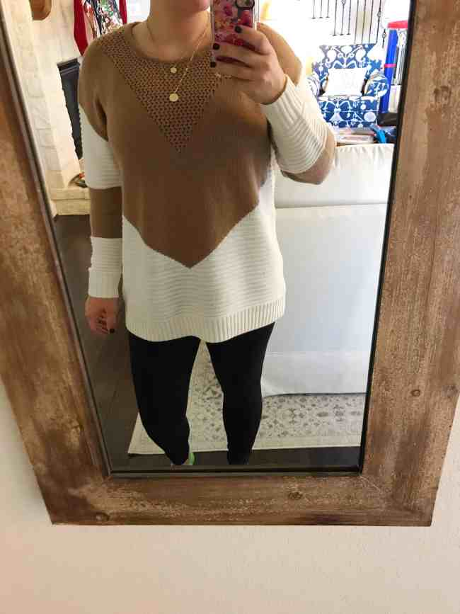 Tunic Knitted Sweater