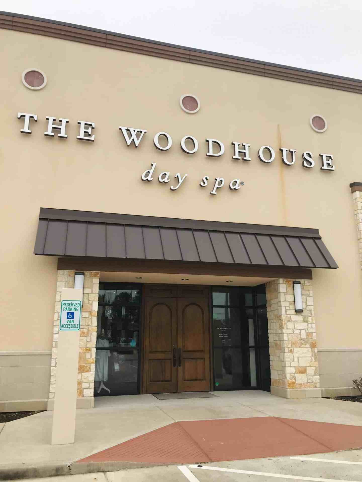 The Woodhouse Day Spa Vintage