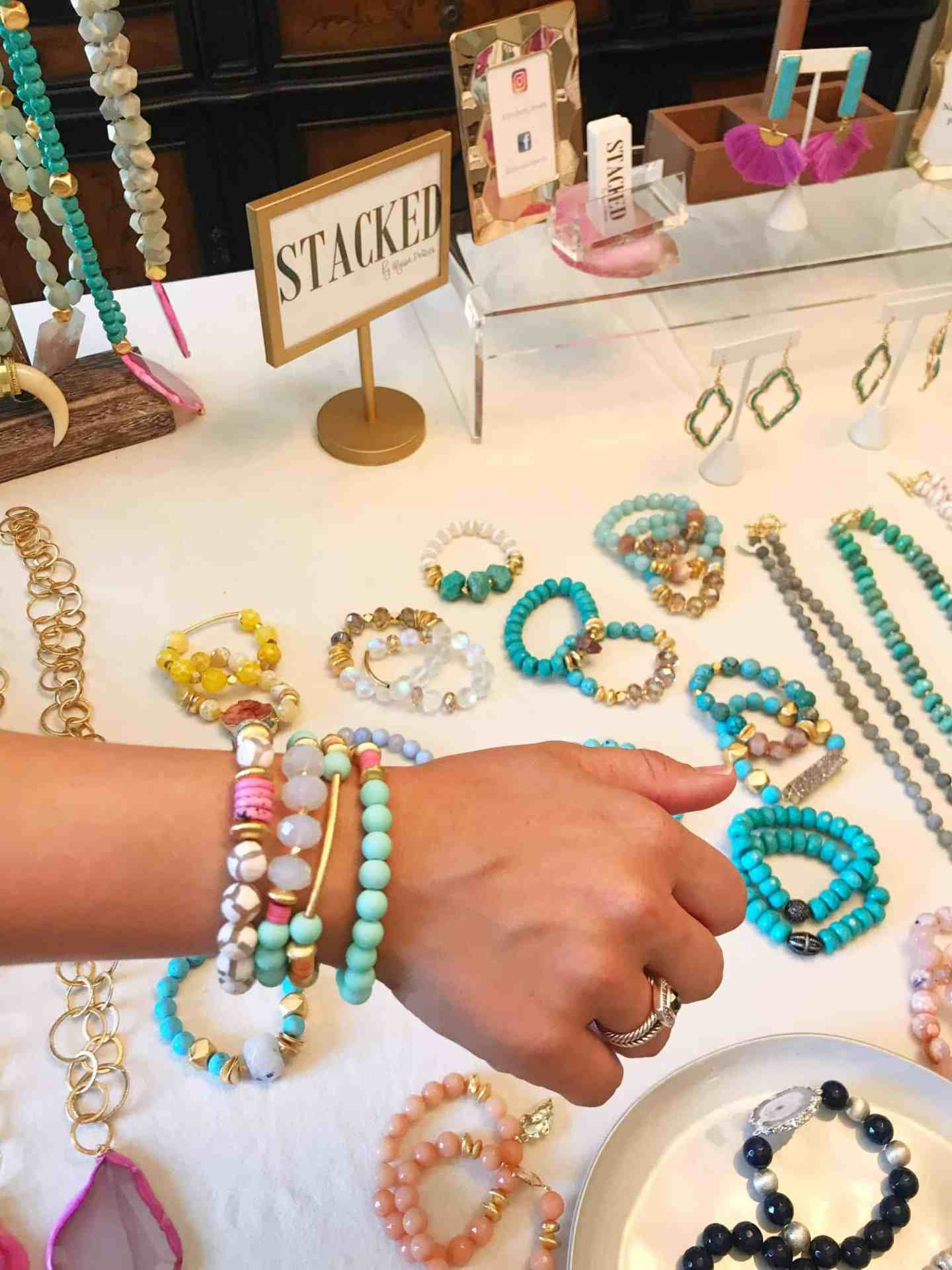 Stacked Jewels
