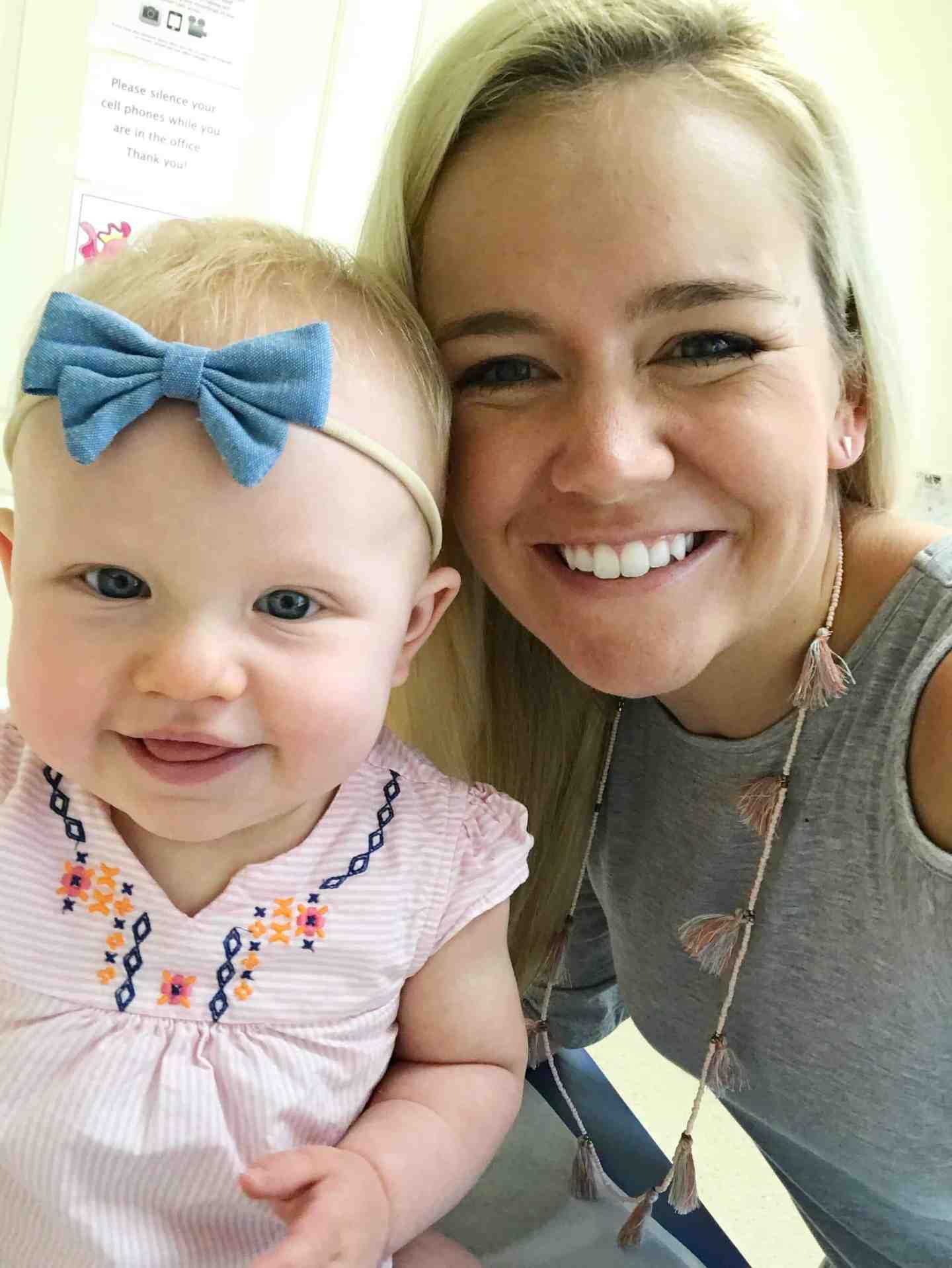 Baby Girl Bow Headband