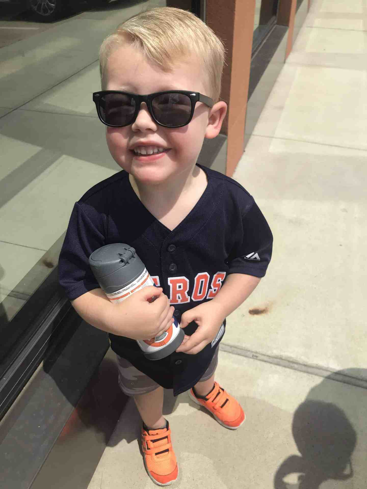 Toddler and Kid Sunglasses UVB Protection