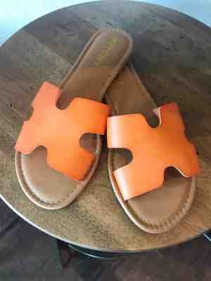 Steve Madden Dupe Sandals