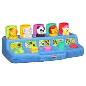 Busy Poppin Pals Toy