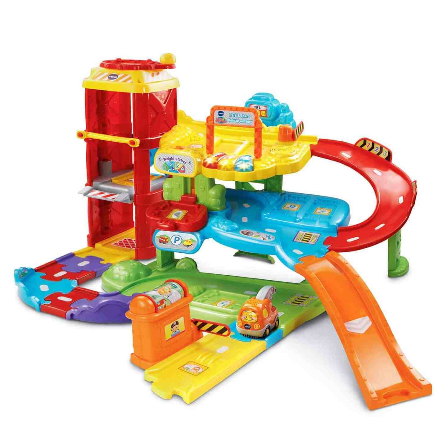 VTech Smart Wheels Garage