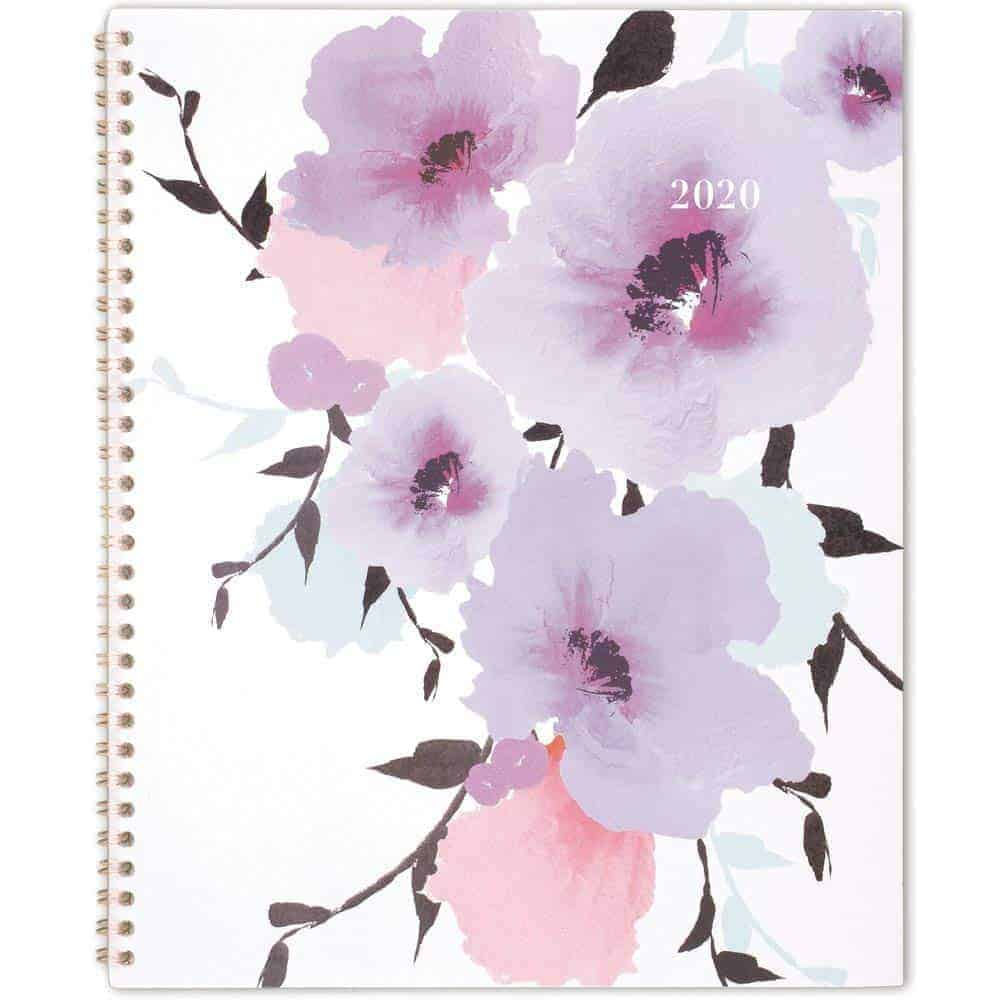 simple monthly planner