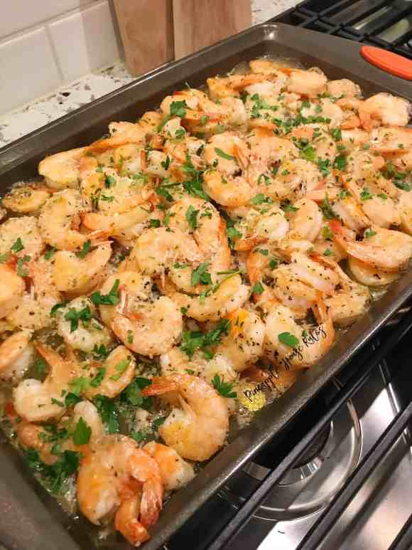 Garlic-Parmesan-Roasted-Shrimp