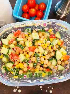 Mediterranean-Chickpea-Salad-make-ahead