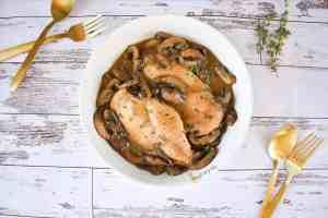 Chicken-Marsala-Flat-Lay