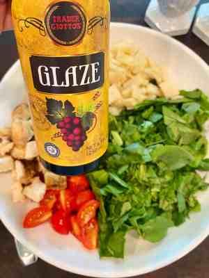 La-Duni-Salad-chicken-avocado-hearts-of-palm-Trader-Joes-Balsamic-Glaze-1