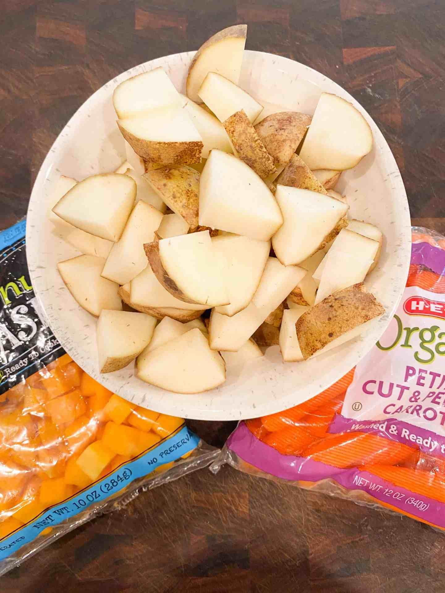 Russet-potato-cubed