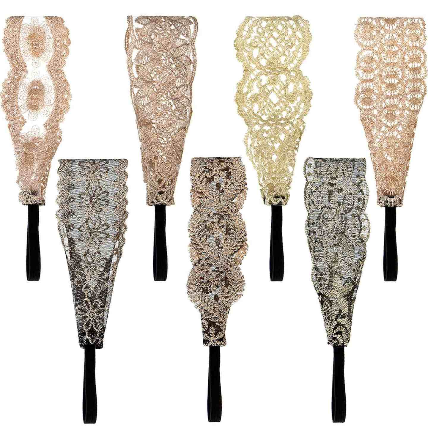 Lace-Headbands