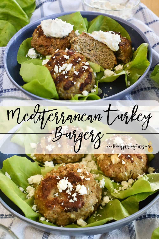 Mediterranean-Turkey-Burgers