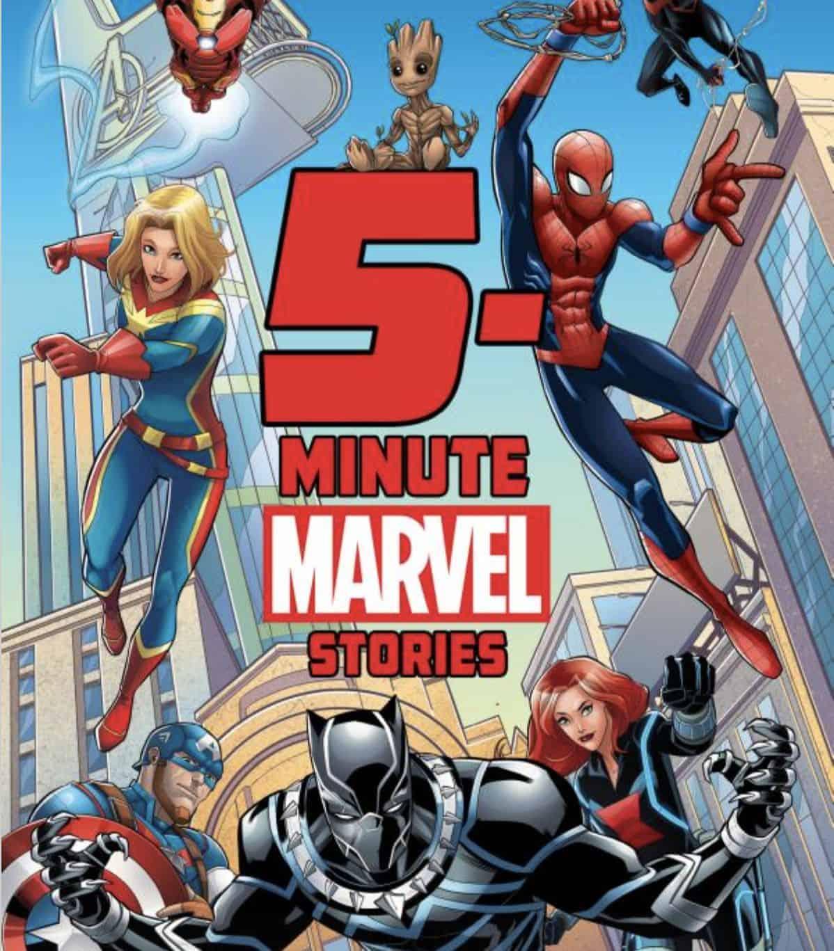 five-minute-marvel-stories